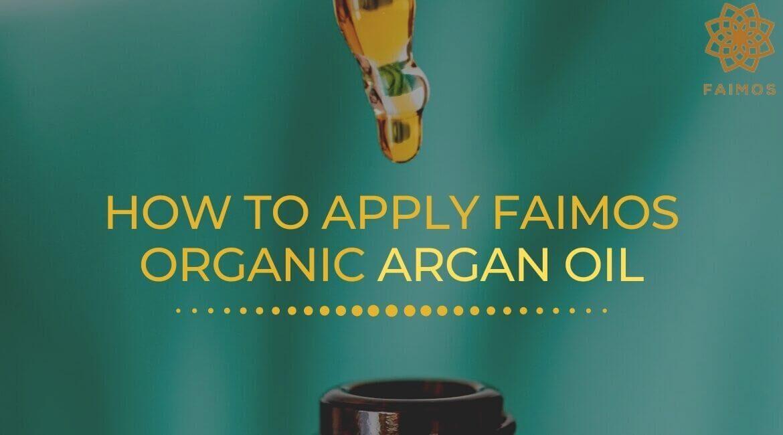 Faimos Organic Argan Oil